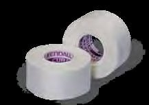 Medical Tape Hypoallergenic Silk-Like Cloth 1/2'' X 10 Yard White -288 Per case