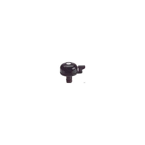 (Mirrycle Incredibell XL BLK Bicycle Bell (Black))