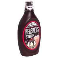Hershey's Chocolate Syrup, 24-Ounce Bottles (Pack of 24)