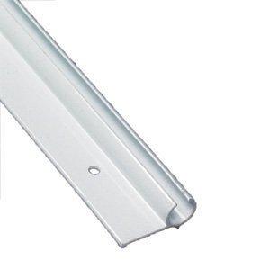 Universal Molding RV2033AW16 Arctic White 16' Awning Rail - Rv Awning Rail