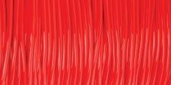 S'getti Strings Plastic Lacing 50yd-Red (Sgetti String)