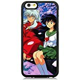 Inuyasha Kagome Black for iPhone 6 6S 4.7 Inch Phone Case