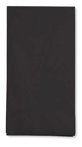 Creative Converting 95134 Black Velvet Guest Towel, 3 Ply, Solid (12pks Case)