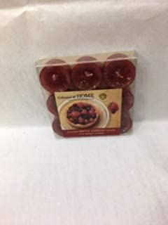 product image for Colonial Candle Berry Cobbler Tealight, Set of 9
