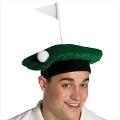 Hole In One Golf Hat (Funny Golf Hat)