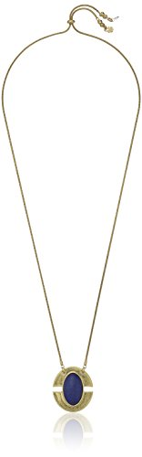 UPC 803049693048, Lucky Brand Lapis Oval Pendant Necklace