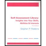 Self-Assessment Library Version 30 (3rd, 05) by Robbins, Stephen P [Paperback (2004)] ebook