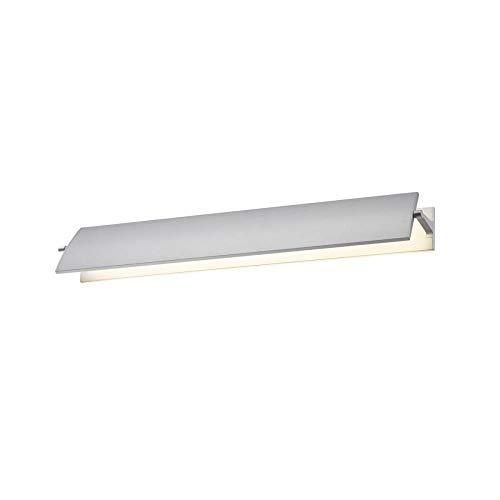 (Sonneman 2702.16, Aileron Wall Vanity Lighting, 1 Light LED, Aluminum)