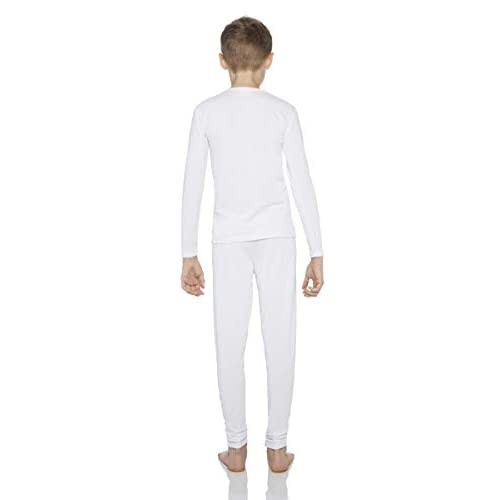 Rocky Womens Thermal Underwear Set Top and Bottom Ultra Soft Smooth Knit Long Johns