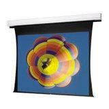 Da-Lite Tensioned Advantage Electrol HDTV Format - Projection screen (motorized, 120 V) - 92 in ( 234 cm ) - 16:9 - High Contrast Cinema Vision - white powder coat