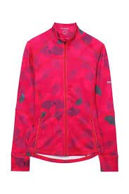 Desigual Jacket_Ginko Dance, 3052 rosa Red, M, Giacca Donna