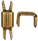 Bottom Stop #5 Brass