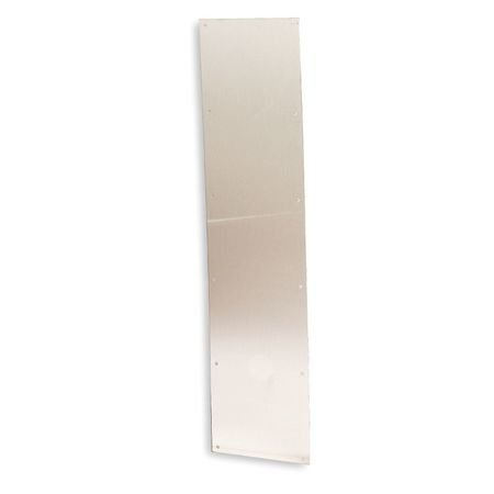 Door Protection Plate 42Hx28W Aluminum