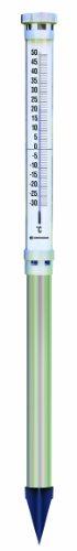 Bresser Solar Garten-Thermometer