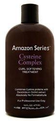 de Fabulous Amazon Series Cystine Complex Curl Softening Treatment, 16 fl. oz.