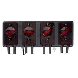 Nova controles Eclipse lm-240 líquido dispensador de suministro de lavandería