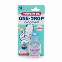 (Four-Pack) One-Drop Concentrated Deodorizer (4 x 0.67 oz) by OneDrop(TM) (1)