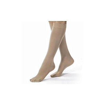 Jobst 115270 Opaque Closed Toe Knee Highs 20-30 mmHg - Size & Color- Natural Small - Buy Packs and SAVE (Pack of 3) by JOBST