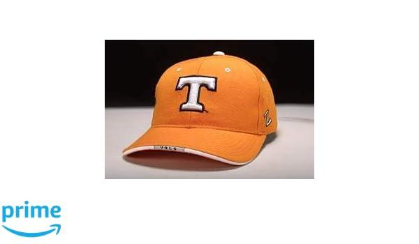 0fde672cb2f Amazon.com   ZHATS Tennessee Volunteers TN Orange Top DH Gamer Adult  Mens Boys Adjustable Baseball Hat Cap   Sports   Outdoors
