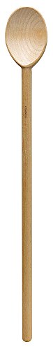 Classic French Beechwood Spoon, 18-Inches