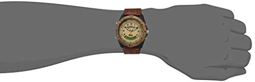 Timex Expedition Analog-Digital Beige Dial Men's Watch - MF13