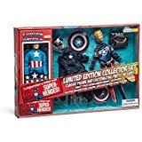 Diamond Select Toys Marvel Retro Captain America Action Figure Set Limited Edition Exclusive Version (Retro Action Figures)