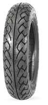(IRC MB-520 Scooter Tire - Front/Rear - 3.50-10 , Position: Front/Rear, Tire Size: 3.50-10, Rim Size: 10, Tire Ply: 4, Tire Type: Scooter/Moped, Speed Rating: J, Load Rating: 51 MB520 T/L)