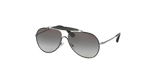Prada PRS 56SS (7AX5O0) Mens Aviator - Sunglasses Oversized Prada Round