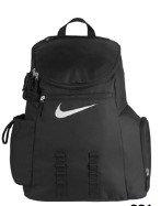 NIKE SWIM Swimmer's Backpack II,Black,OS