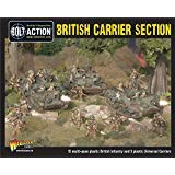 Bolt Action British Carrier Section Box - Plastic