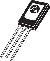 ON SEMICONDUCTOR MCR106-6G SCR THYRISTOR, 4A, 400V, TO-225AA (10 pieces)