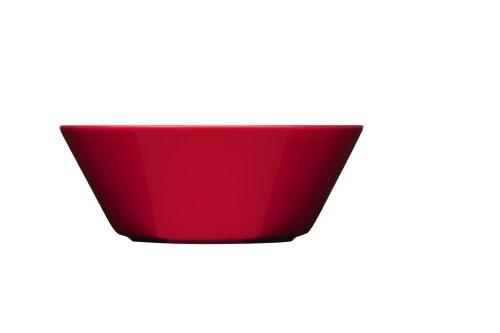 Iittala Teema 6-Inch Soup / Cereal Bowl, Red