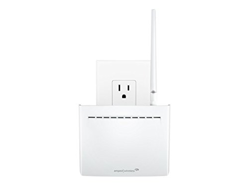 High Power Wireless-N 600Mw Smart Repeater_3 2 Extend the range of any Wi-Fi network at unprecedented speeds with Award winning coverage Add up to 10,000 additional square feet of Wi-Fi coverage and eliminate dead spots Experience next-gen AC1750 speeds for flawless HD and 4K streaming and lag-free gaming