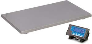 "22"" x22"" 500lb Portable Vet Scale, Capacity: 250kg x 0.1kg/500lb x 0.2lb"