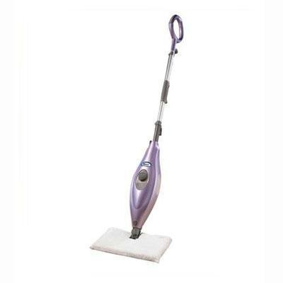 (Shark Steam Pocket Mop Hard Floor Cleaner with Swivel Steering XL Water Tank (S3501))