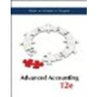 advanced accounting 12 edition - 5
