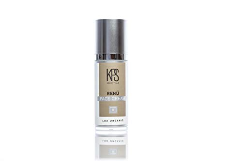 Organic Acne & Scar Treatment - 1oz   Hyaluronic Acid, Vitamin C   Replenish Collagen   Redefine Eye Cream   Dark Spot Corrector   Reduce Puffiness   Crepe Correcting   Renu Skincare by KPS Essentials