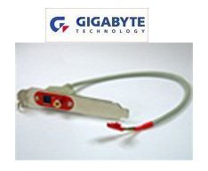 Gigabyte CB-12CR11SPD 3-Pin SPDIF In HD Audio Cable