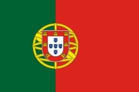 Drapeau bandera Portugal, portugais, 150 * 90 cm tissus 100% poliéster neuf