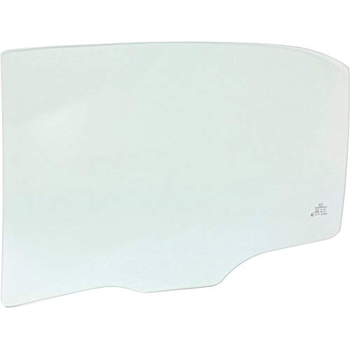 (New Door Glass Rear Driver Left Side LH Hand Sedan for Honda Accord 73450SDAA10)