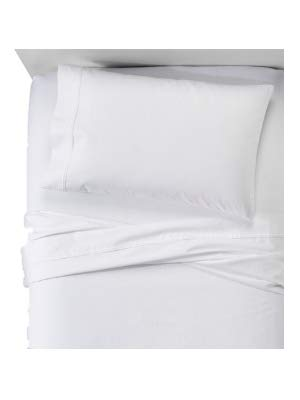 (Performance Sheet Set Solids 400 Thread Count Twin/TwinXL)