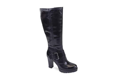 Nero Nero VALLEVERDE Boots Stivali Scarpe Women's Women's Women's Donna 46511 qFSwZ