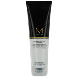 Mitch Double Hitter 2-in-1 Shampoo & Conditioner -  Paul Mitchell, 06512110000