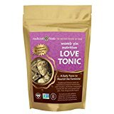 WOMB YIN NUTRITIVE LOVE TONIC - Daily Feminine Superfoods Powder - All Natural, Wild-Crafted, Sugar Free, Gluten Free, Vegan, Non-GMO, Mix in Smoothies & Tea - Smooth Taste!