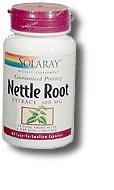 SOLARAY Экстракт корня крапивы дополнять, 300 мг, 60 граф