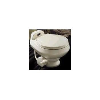 Amazon.com: Dometic RV Toilet -Sealand Traveler 511HS- Low Profile ...