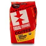 (Equal Exchange Organic Coffee Ethiopian packd Whole Bean 12 oz. )
