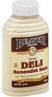 Beaver Horseradish Sqz Deli