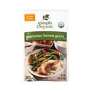 Simply Organic Mix Gravy Brown Vegetable, 1 oz