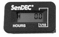 Sendec Digital Hour Meter Replaces AYP/ROPER/SEARS 110940X